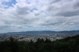 you can view kyoto from here!